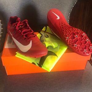 Nike track spike Zoom Rival